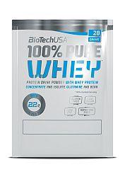 100% Pure Whey 28g csokoládé-mogyoróvaj