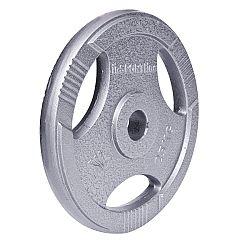 Acél olimpiai súlytárcsa inSPORTline Hamerton 25 kg 50mm