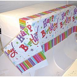 Amscan Abrosz - boldog születésnapot 120 x 180 cm