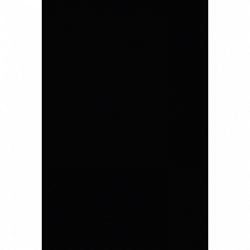 Amscan Abrosz - műanyag, fekete 137 x 274 cm
