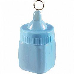 Amscan Lufisúly - gyerek palack - kék
