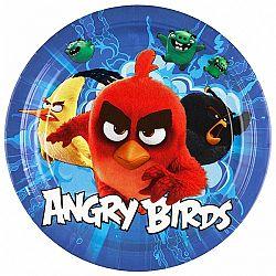 Amscan Tányérok - Angry Birds - A film 8 db