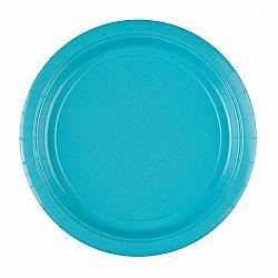 Amscan Tányérok - kék 8 db