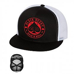 Baseball sapka BLACK HEART Ace Of Spades Trucker