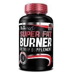 BioTech SUPER FAT BURNER 120 tabl.