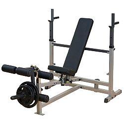 Edzőpad Body-Solid Bench GDIB46L