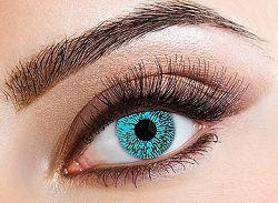 Eyecasions Kontaktlencse - Aqua Tint