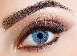 Eyecasions Kontaktlencse - Blue Tint