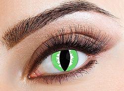 Eyecasions Kontaktlencse - Green Lizard