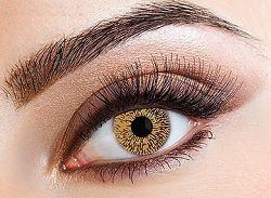 Eyecasions Kontaktlencse - Hazel Tint