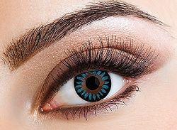 Eyecasions Kontaktlencse - Misty Blue