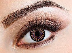 Eyecasions Kontaktlencse - Misty Brown