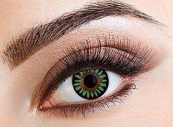 Eyecasions Kontaktlencse - Misty Green