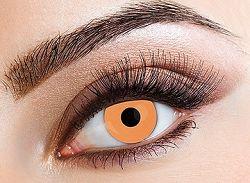 Eyecasions Kontaktlencse - Orange világító
