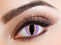 Eyecasions Kontaktlencse - Purple Lizard