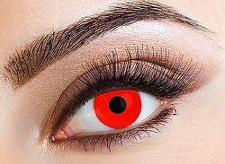 Eyecasions Kontaktlencse - Red Devil