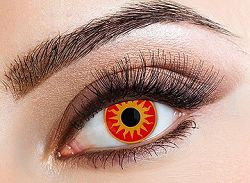 Eyecasions Kontaktlencse - Sunburst