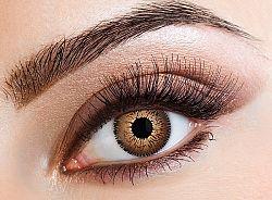 Eyecasions Kontaktlencse - Three Tone Hazel