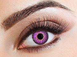 Eyecasions Kontaktlencse - Three Tone Violet