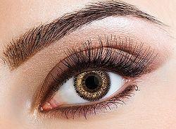 Eyecasions Kontaktlencse - Two Tone Hazel