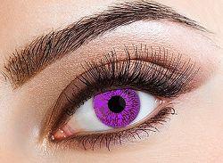 Eyecasions Kontaktlencse - Violet Tint