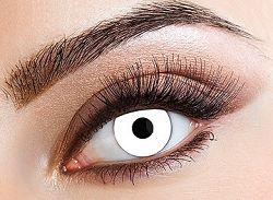 Eyecasions Kontaktlencse - White világító