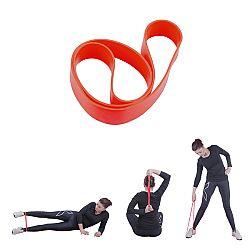 Fitness gumiszalag inSPORTline Hangy 27,5 cm Közepes