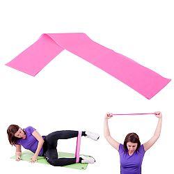 Fitness gumiszalag inSPORTline Hangy 90 cm Light