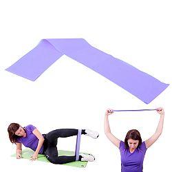 Fitness gumiszalag inSPORTline Hangy 90 cm Medium
