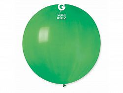 Gemar Gömb pasztell lufi 80 cm - zöld