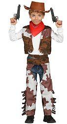Guirca Gyermek jelmez - cowboy Méret - gyermek: XL