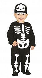 Guirca Gyermek jelmez - Csontváz Méret: 12 - 24 hónapos korig