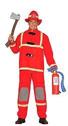 Guirca Jelmez - tűzoltó Méret - felnőtt: XL