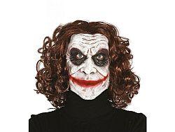 Guirca Joker maszk és paróka