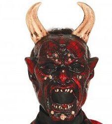 Guirca Maszk - ördög