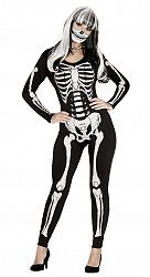 Guirca Női jelmez - csontváz Méret - felnőtt: L