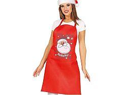 Guirca Piros Karácsonyi kötény