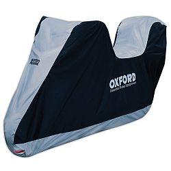 Motorponyva Oxford Aquatex L hátsó dobozos motorokhoz