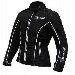 Női textil motoros kabát Spark Nora