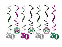 PartyDeco Függő dekoráció 30