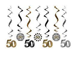 PartyDeco Függő dekoráció 50