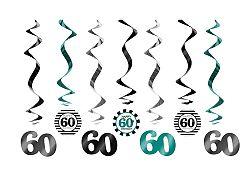 PartyDeco Függő dekoráció 60