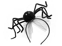PartyDeco Hajpánt pókkal