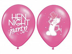 PartyDeco Hen night party lufi