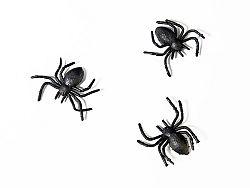 PartyDeco Pók dekoráció - fekete