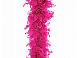 PartyDeco Rózsaszín boa