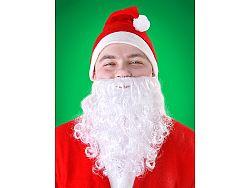 PartyDeco Santa szakálla
