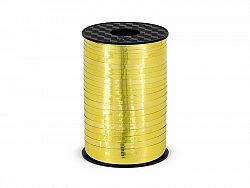 PartyDeco Szalag lufikra vagy ajándékokra - metál arany