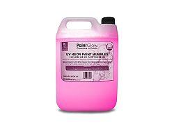 PGW UV Neon Rózsaszín Buborékfújó folyadék 5l