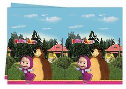 Procos Abrosz - Mása és a medve 120 x 180 cm